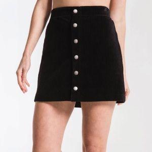 NWOT Z Supply Corduroy Skirt
